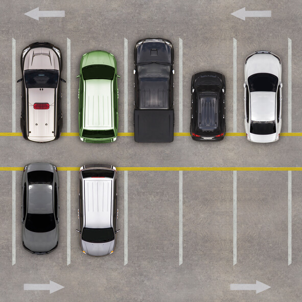 Free Car History Report >> Avoid a Parking Lot Accident with These Tips | Canadian ...