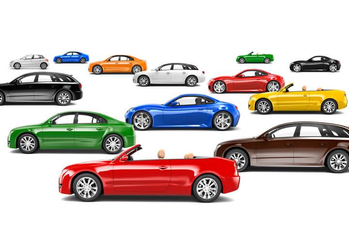 Category carproof - Different type de vente ...